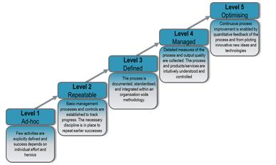 Project Maturity Model